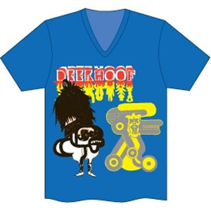 Deerhoof Soundscreen Design Shirt