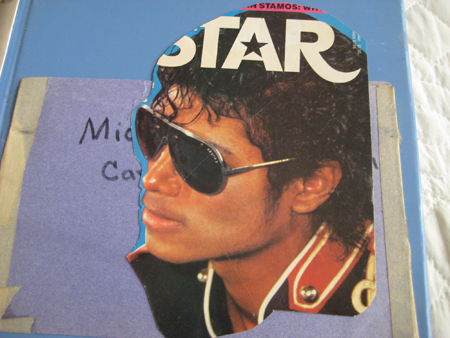Michael Jackson -Scrapbook