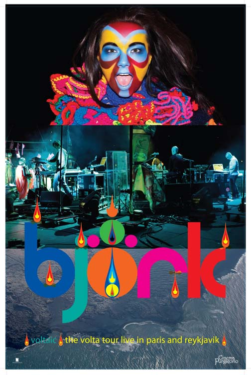 Bjork Voltaic Screening