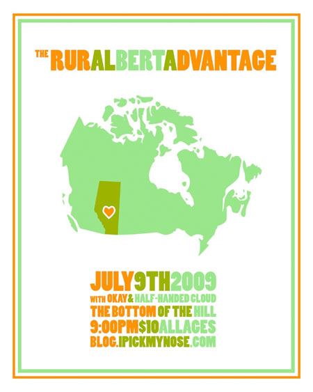 Rural Alberta Advantage
