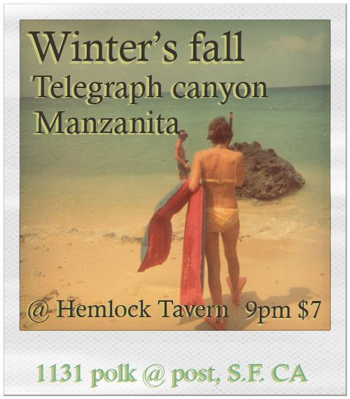 Winter's Fall @ Hemlock Tavern