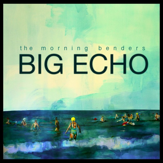 Big Echo cover