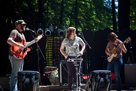 The Art Museums, FolkYeah presents Woodsist 6/12