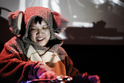 Kid Koala - Agata Kamler - Noise Pop 2011