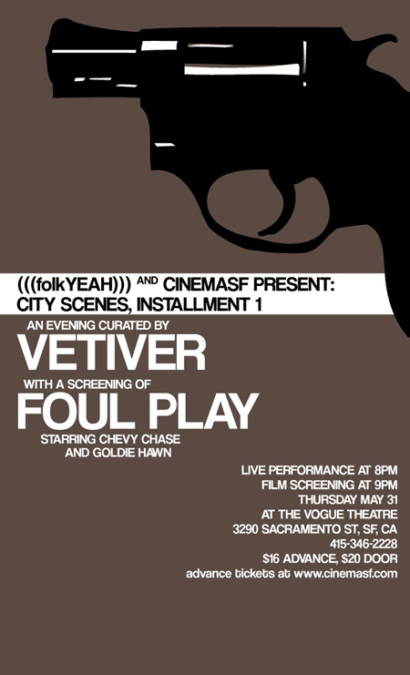 Vetiver/Foul Play
