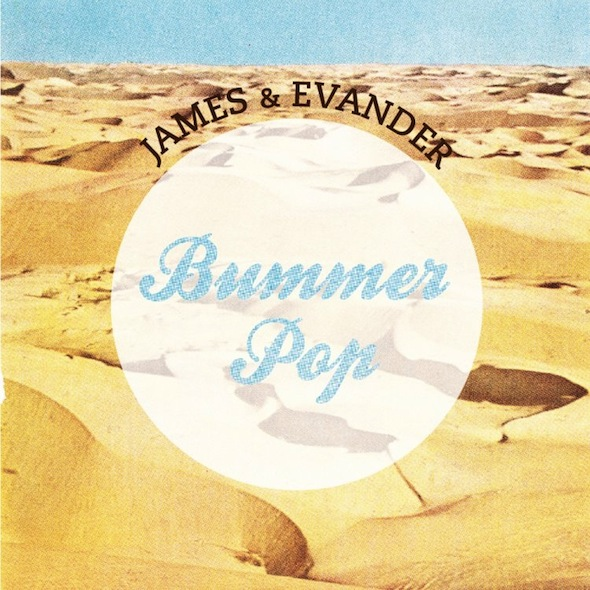 james & evander - Bummer Pop cover