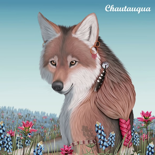 Chautauqua EP out on Voltaire Records, DJ set at Push the Feeling