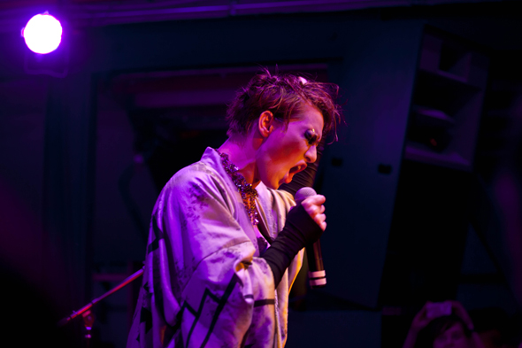 Amanda Palmer by Vade Photography