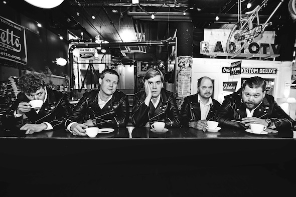 The Hives - photo by Annika Berglund