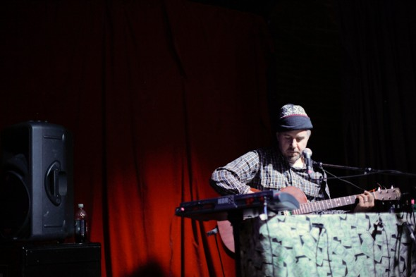 Noise Pop 2013: Jason Lytle (of Grandaddy) - Brick & Mortar - photo by Nicole L. Browner