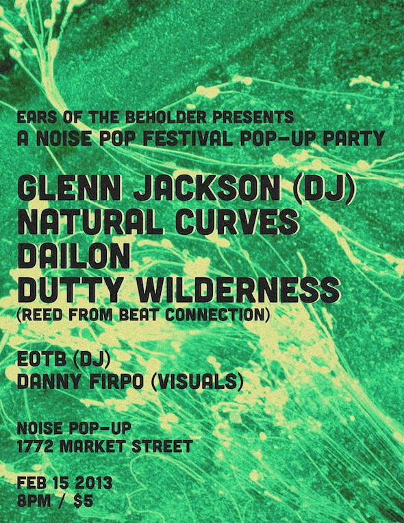 EOTB Noise Pop-Up 2013
