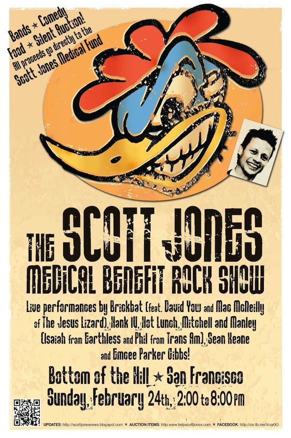 scott jones medical benefit