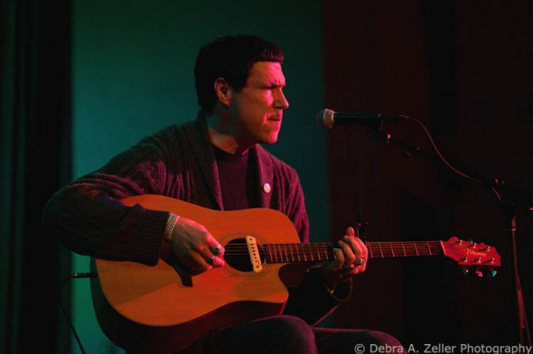 Noise Pop 2013: Damien Jurado @ The Chapel 3/1/13 - photo by Debra Zeller