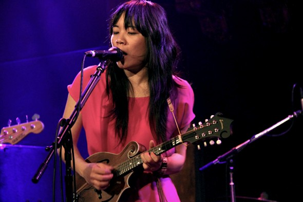 Noise Pop 2013 - Thao and the Get Down Stay Down @ GAMH 3/2/13 - photo by Nic Buron