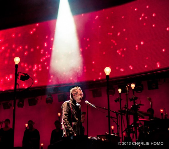 Sigur Ros @ the Fox Theater, 4/16/13 - by Charlie Homo