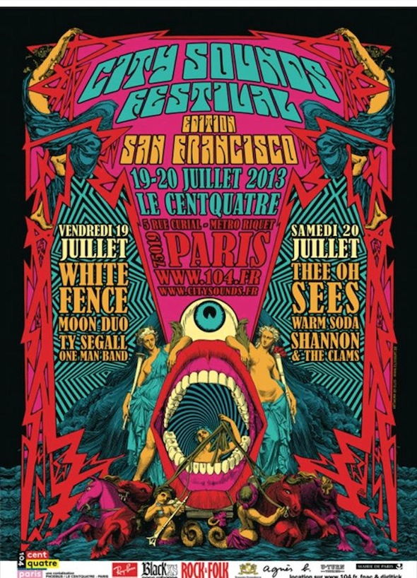 City Sounds Festival San Francisco Edition