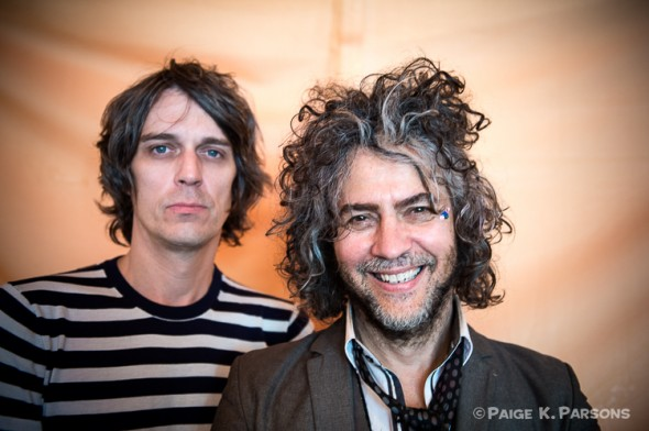Flaming Lips interview - Photo by Paige K Parsons