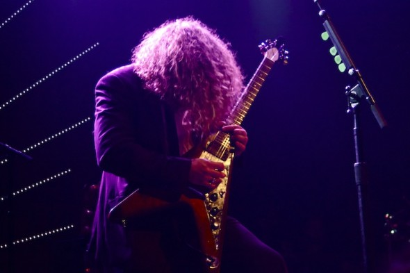 Jim James @ The Fillmore 5/12/13 - photo by Emily Turner