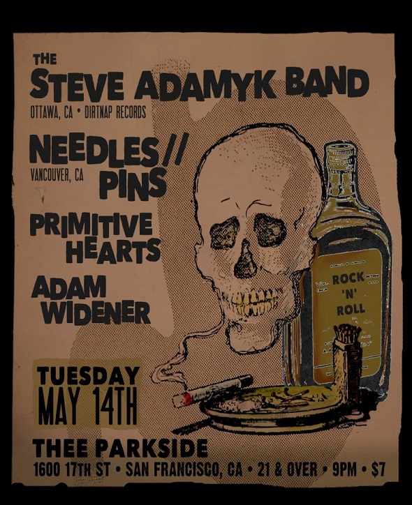 Primitive Hearts and Adam Widener