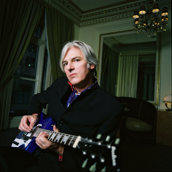 Robyn Hitchcok - photo by Alicia J Rose