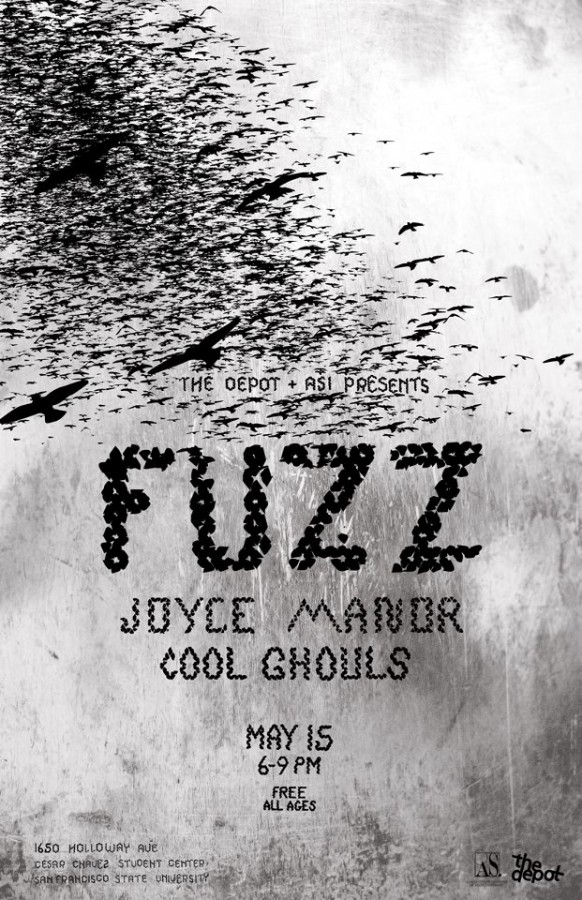 fuzz poster