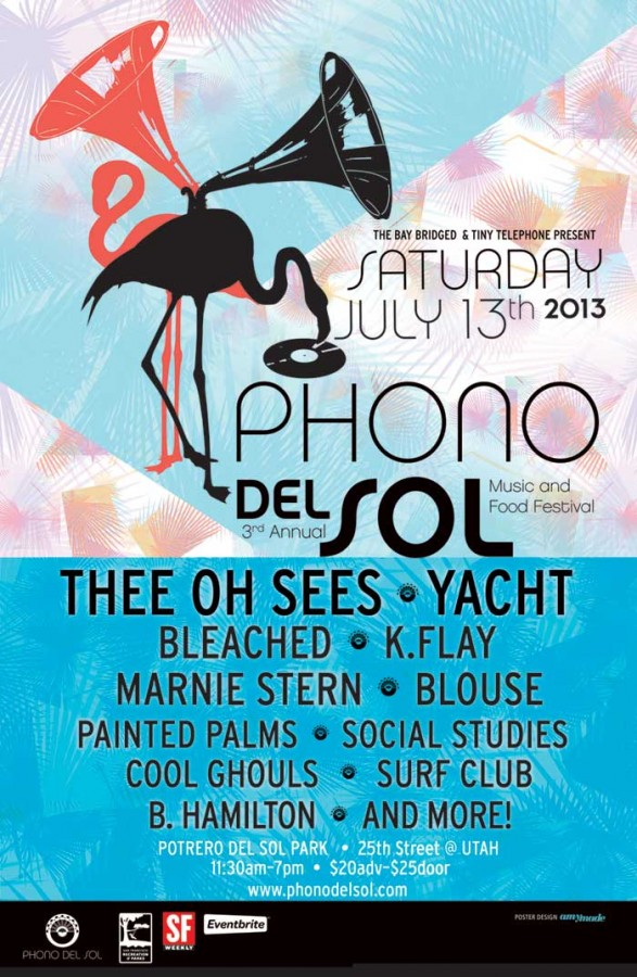 Phono del Sol 2013