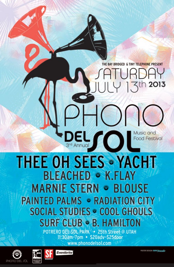 Mixtape: The Bands of the 2013 Phono del Sol Music & Food Festival (Podcast #308) MP3