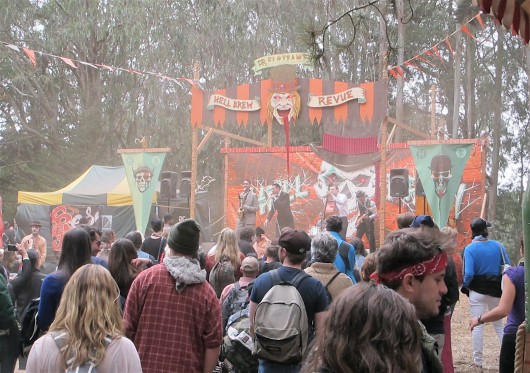 Outside Lands 2013, by Todd Wanerman
