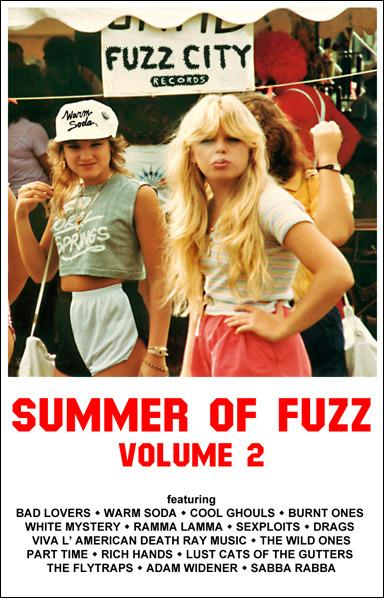 Summer of Fuzz Volume 2