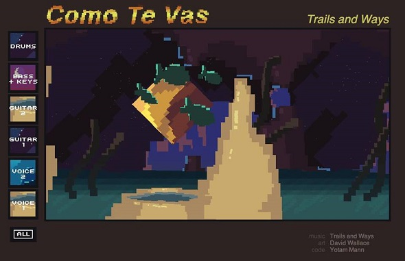 Trails and Ways Como Te Vas