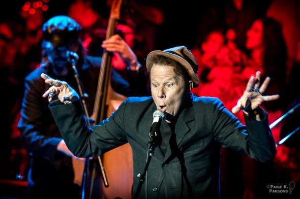 Photos Tom Waits First Concert Appearance In Five Years