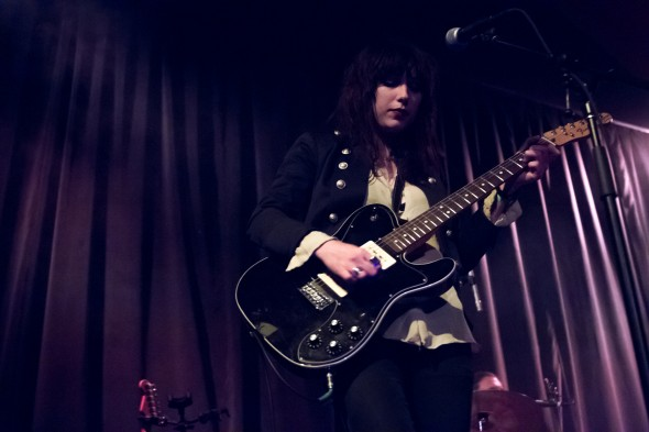 Those Darlins @ the Chapel, 11/13/13, by Emily Alexander