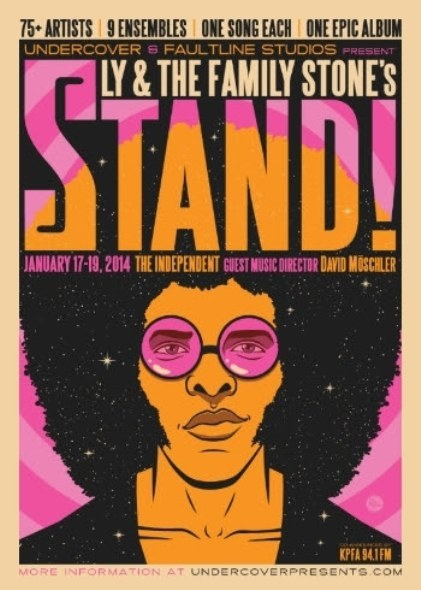 UnderCover SF Presents Sly and the Family Stone's Stand
