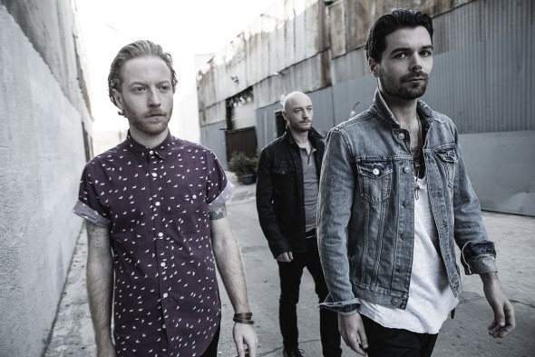 Scotland trio Biffy Clyro